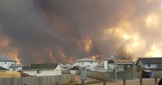Alberta wildfires destroy 1,600 homes as 80,000 people forced to flee