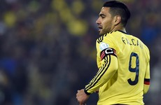 Falcao's struggles continue as he fails to make 40-man Colombia squad for Copa America