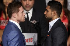 'He's probably not going to feel my punches' - Khan admits he lacks power to hurt Canelo
