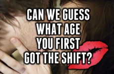 Can We Guess What Age You First Got The Shift?