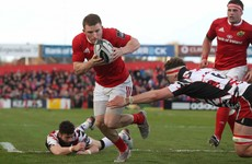 Conway hopes a Munster revival can lead to Ireland honours