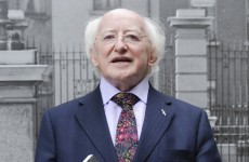Presidential poems: will Michael D quote himself during inauguration speech?