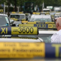 The real winner from the Luas strikes? Taxi drivers