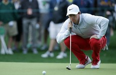 McIlroy relieved to limit damage after getting stuck in 'range mode' on outward nine