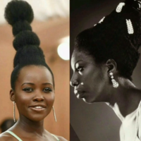 Lupita Nyong'o excellently shut down Vogue after it compared her to Audrey Hepburn