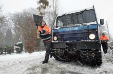 NRA and Dublin City Council prepare for winter snow and ice