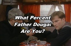 What Percent Father Dougal Are You?