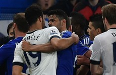 Tottenham's Dembele hit with 6-game ban after Costa incident