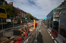 Driving in Dublin city this weekend? There are some major route changes