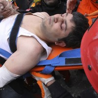 Video: Aftermath of earthquake that left seven dead in Turkey