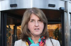 Joan Burton says Fianna Fáil 'has its foot on Enda Kenny's neck'