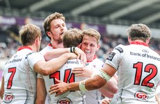 Ulster head for the semis after emphatic six-try demolition of Ospreys