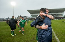 'The boys always step up': Lam confident Connacht can deal with anything thrown at them