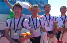 Incredible day for Irish rowing: Gold for O'Donovan brothers and bronze for Puspure