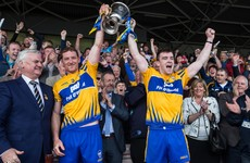 Kelly the scoring hero as Clare claim dramatic league final win over Waterford