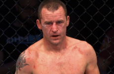 Fifth loss in a row for Irish fighters in the UFC as brave Seery falls to Horiguchi