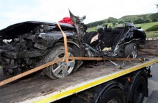 Man in court over Donegal car crash