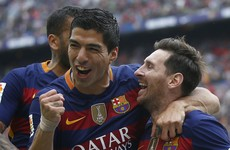 Barca run riot in the Catalan derby to leave themselves needing 1 more win