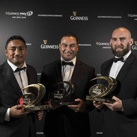 Brilliant Bundee Aki scoops Guinness Pro12 Player of the Season award