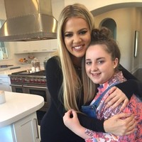 Khloe Kardashian wonderfully fulfilled this Dublin girl's Make-A-Wish dream