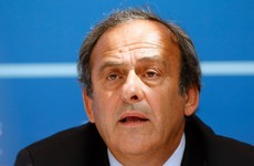 Platini resigns as Uefa president as ban is reduced to 4 years