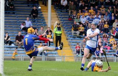 Tributes paid to Waterford hurlers Curran and Barron after family bereavements