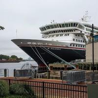 Hundreds struck down with vomiting illness on British cruise ship