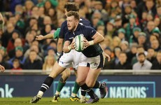 VC's Scotland taking no chances with 'tight group' picked for tour of Japan