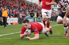 Scannell hopes to build on Saili pairing in Munster's new Erasmus era