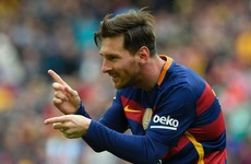 Messi: 'It would hugely please Barca if Atletico beat Real in the Champions League final'
