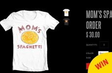 Eminem released 'Mom's Spaghetti' t-shirts for Mother's Day and the internet can't cope