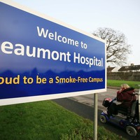 Man arrested over violence at Beaumont's Emergency Department