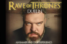 A massive Game of Thrones-themed rave is happening in Dublin