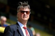 'I think he's slightly bonkers' - Dunphy labels van Gaal's United a 'hopeless' team