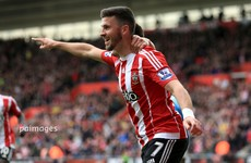Shane Long's end-of-season form earns him Southampton Player of the Month