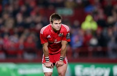Van den Heever, Botha and Sheridan among list of departures from Munster
