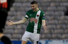 Quigley sent off as Cork City claim another win over Bohs