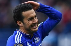 Chelsea's Pedro suffers broken nose in household incident