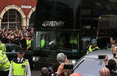 West Ham promise life bans for 'mindless few' who attacked United bus