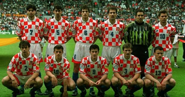 The retro Euro teams we loved: Croatia, 1996
