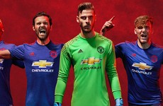 Man United are going back to blue - here's their new away kit for next season