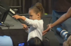 Who cares about unanimous votes? Steph Curry's daughter Riley is the real MVP