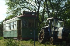 The story of how Dublin's Tram café was discovered in a Cavan field is brilliant