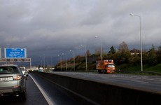 Man who walked along the M50 before hijacking a car and attacking gardaí jailed