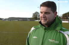 The Dublin manager looking to lead a Limerick club to FAI Junior Cup glory over Sheriff YC