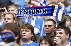 Miguel Delaney's letter from Estonia; day 2