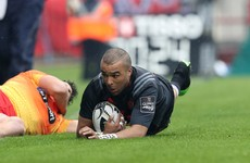 Summer tour in doubt for Simon Zebo after keyhole surgery