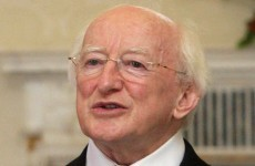 Higgins to be inaugurated as Ireland's ninth president today