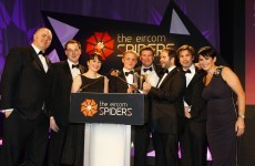 TheJournal.ie picks up three Eircom Spider awards