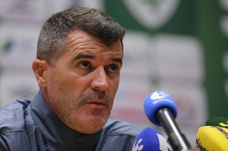 Roy Keane has been Ireland assistant boss since November 2013.